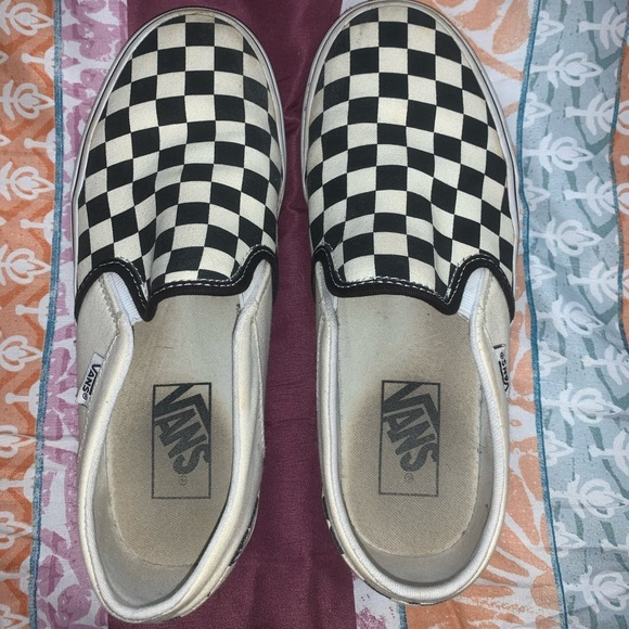 Vans Shoes   Checkerboard Size 7 Womens